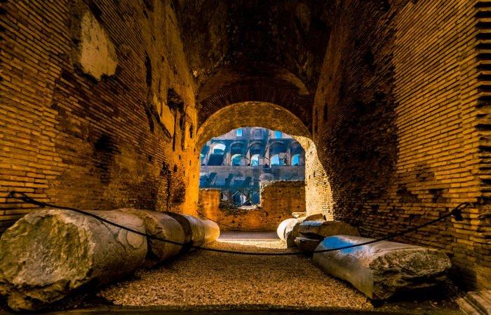 colosseum-underground-tour
