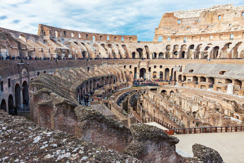 Colosseum-arena-tour