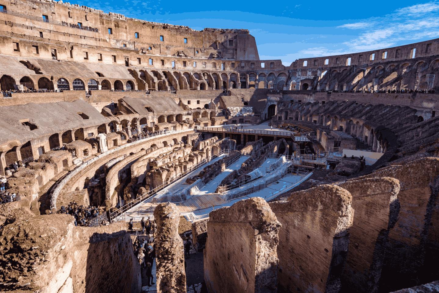Colosseum Rome tickets